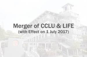 CCLU-LIFE-Merger-Announcement