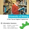 University-of-Stirling-Top-up-Degree-Information-Session